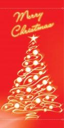WHITE CHRISTMAS - CORAL