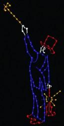 10 1/2' VICTORIAN LAMP LIGHTER