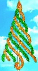 12' SWIRL TREE