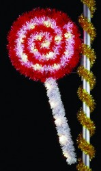 8' LOLLIPOP