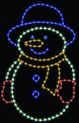 8' SNOWY BUDDY
