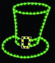 5' LEPRECHAUN HAT