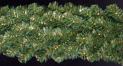 ROYAL PINE BRANCHED GARLANDS