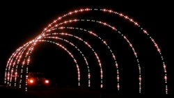 20' x 28' LIGHTED ARCHES