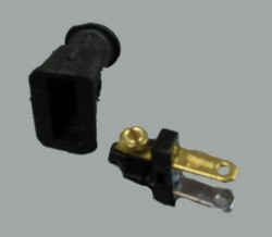 POLARIZED MALE PLUG