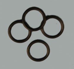 "C-9 ""O"" RING RUBBER GASKET"
