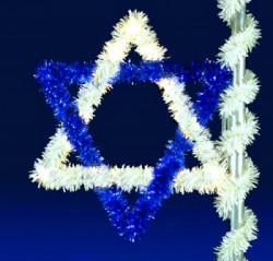 6' STAR OF DAVID