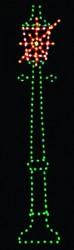 13 1/2' VICTORIAN  LAMP