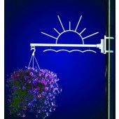 SUNRISE FLOWER BASKET HOLDER