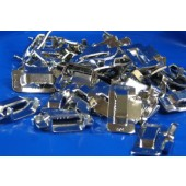 BAND-IT STAINLESS STEEL BUCKLES