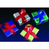 METALLIC WRAPPED PACKAGES