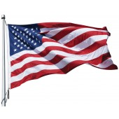 U. S. Poly - Max Flags; 6' x 10' & smaller