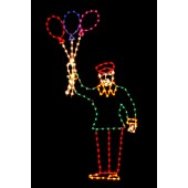 12' VICTORIAN BALLOON VENDER