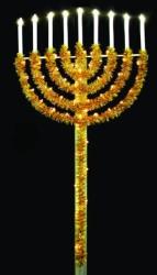 8' MENORAH