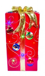 GIANT GIFT BOXES - LIGHTED