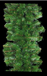 """16"""" DELUXE MOUNTAIN PINE BRANCHED GARLANDS"""