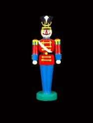 "75"" TOY SOLDIER"