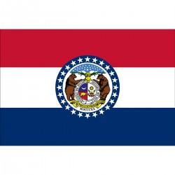 MISSOURI NYLON OUTDOOR STATE FLAGS