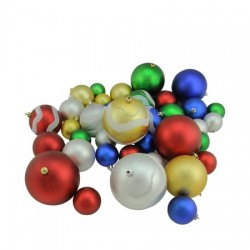 ROUND BALL ORNAMENTS