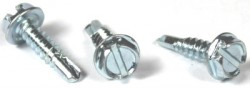 Stainless Steel Tek Screws