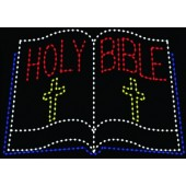 8' x 13' HOLY BIBLE