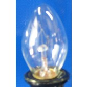 C-7 CLEAR FLASHER LAMPS