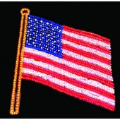 UNITED STATES FLAG - STATIC