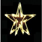 18'' STAR ORNAMENT