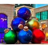 GIANT ROUND ORNAMENTS