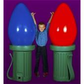 6' Giant Light Bulbs