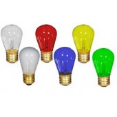 11S14 INCANDESCENT SIGN LAMPS