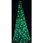 13' Tree Spirl Sparkle Tree